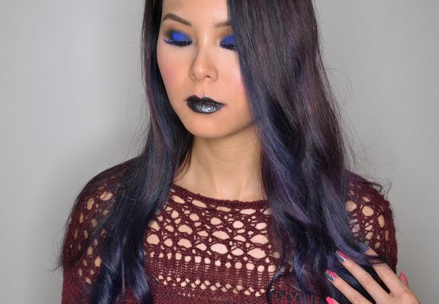 NYX Cosmetics Cosmic Metals Lip Cream Review Swatches