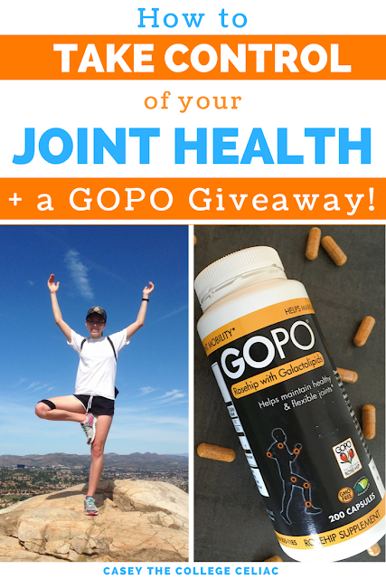How a Fibromyalgia Warrior Takes Control of Her Joint Health + GOPO GIVEAWAY
