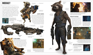 Marvel Studios Visual Dictionary - Guardians