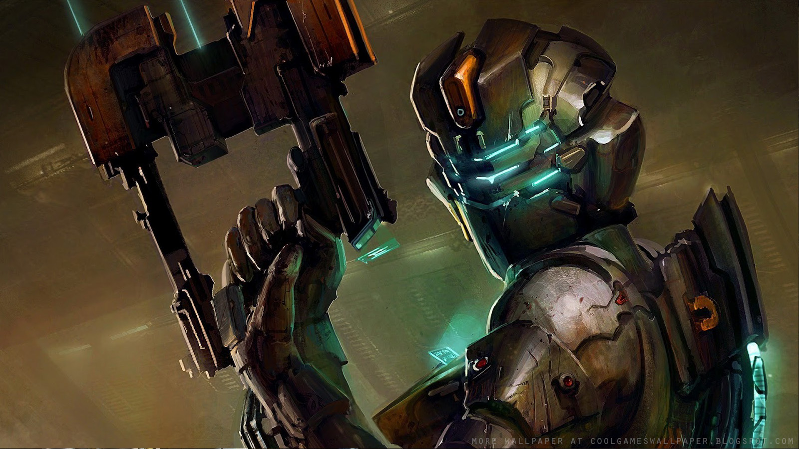 Dead Space 3 Wallpapers 1 Cool Games Wallpaper