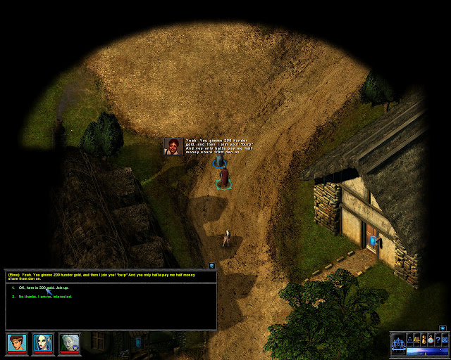 Finding Elmo screenshot  | Temple of Elemental Evil