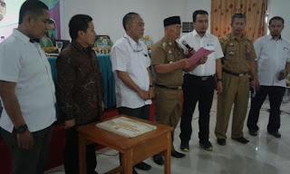 Enrekang Deklarasikan Diri Jadi Kabupaten Literasi
