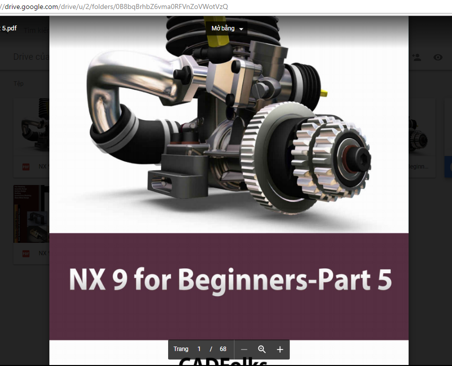 Free Download Books For Nx Designers Part 1