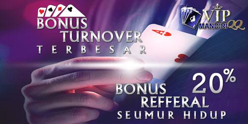 VipmandiriQQ: Situs Judi Poker DominoQQ BandarQ Online Terpercaya