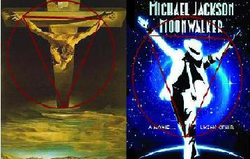 O Cristo de S.João da Cruz vs Moonwalker