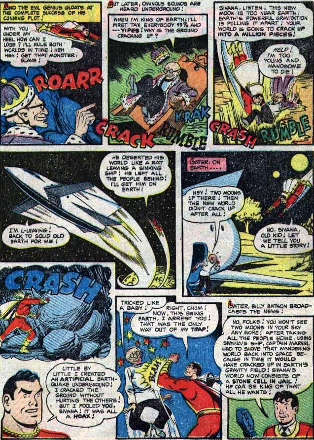 Read online WHIZ Comics comic -  Issue #154 - 9