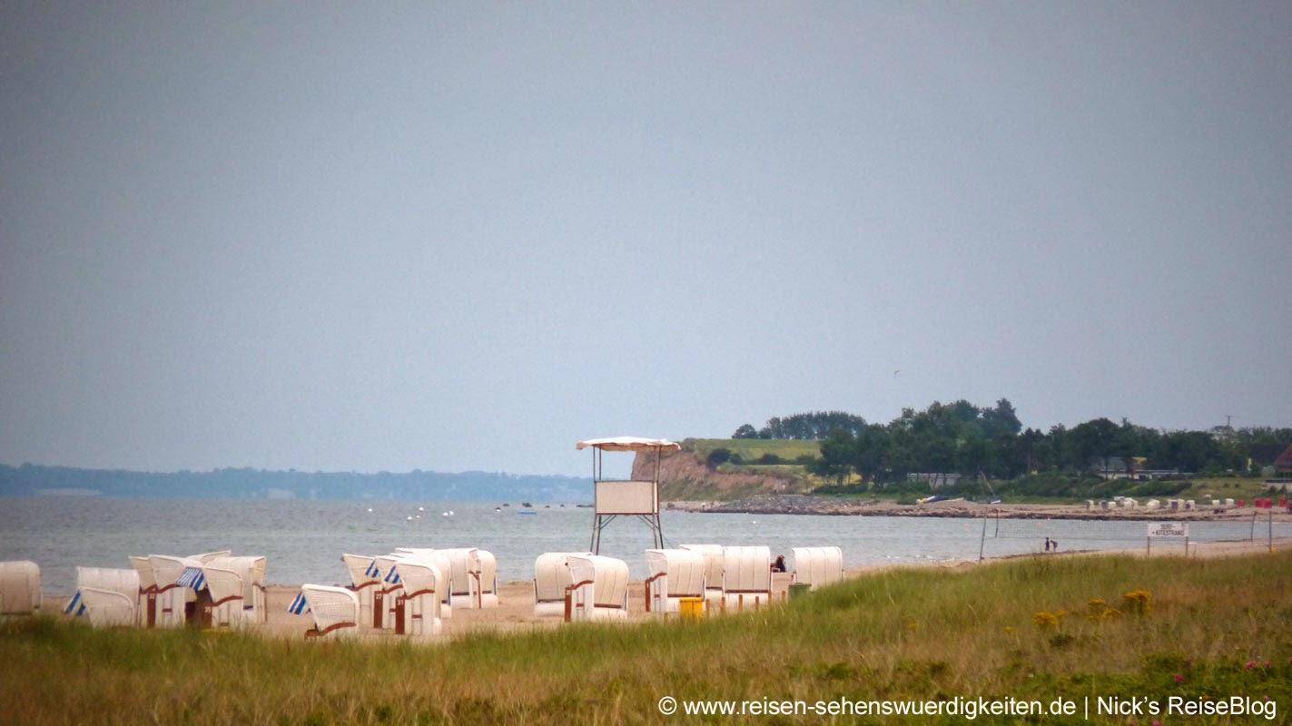 Sommerurlaub in Schönhagen an der Ostsee