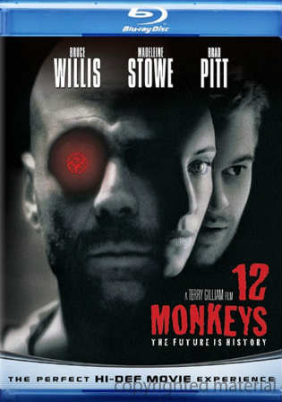 Twelve Monkeys 1995 BluRay 1Gb Hindi Dual Audio 720p Watch Online Full movie Download bolly4u