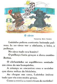 Leitura o Circo
