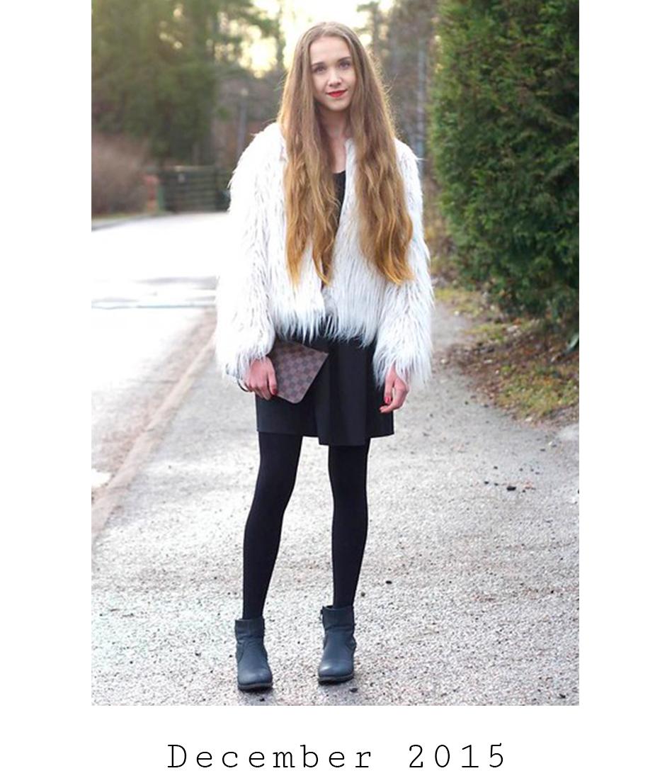 Style blogger outfit archives, december - Muotiblogi joulukuun asukuva-arkistot
