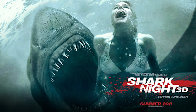 Shark Night 3D Película