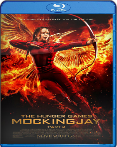 The Hunger Games: Mockingjay. Part 2 [BD50] [2015] [Latino]