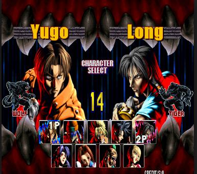 Tải game Đấu trường thú - Bloody Roar 2 cho Android - Game huyền thoại một thời