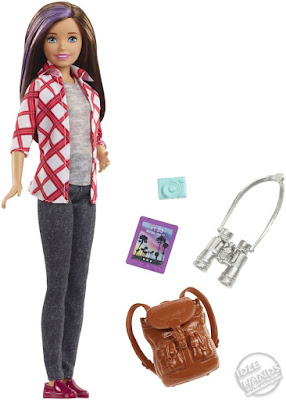 Toy Fair 2019 Mattel Barbie Doll & Accessories Skipper 12