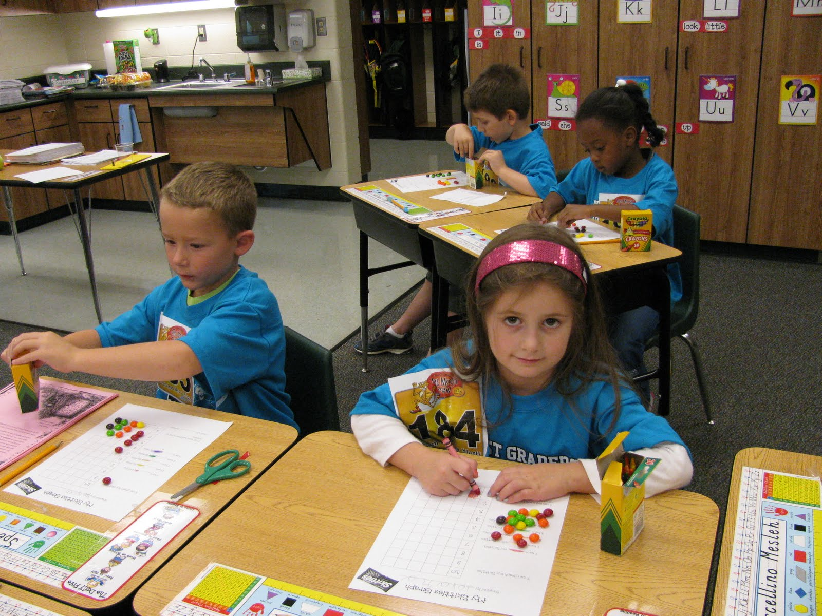 First Grade Gallery Lessons For Little Learners Skittles