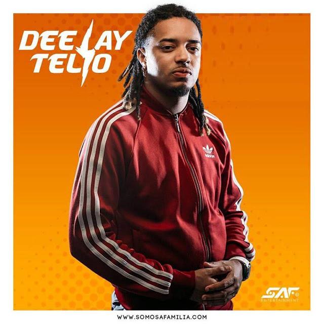 Dj Telio & Josslyn - Alta Temperatura (Afro Beat)