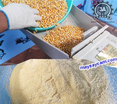 Máy xay cám bắp hạt