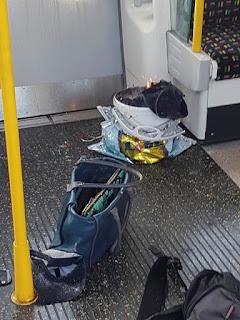 Peledak Kereta London Dibuat dengan Alat Seadanya