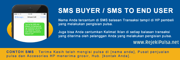 RejekiPulsa.Net SMS Buyer, Manfaat dan Cara Settingnya