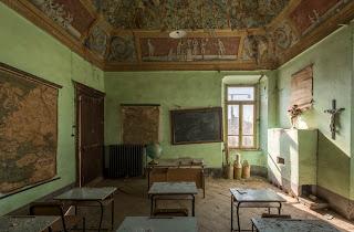 urbex scuola italia