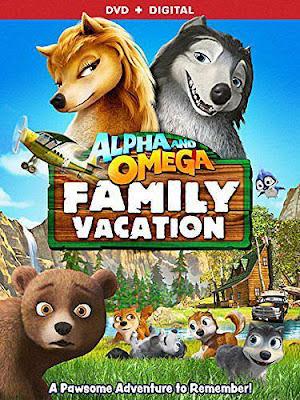 Alpha And Omega Family Vacation 2015 DVD R1 NTSC Latino