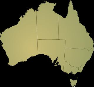 Negara Bagian di Benua Australia dan Nama Ibukotanya