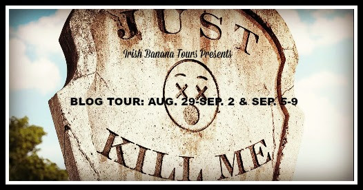 Blog Tour: Just Kill Me by Adam Selzer (Guest Post + Giveaway)