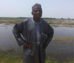 Flood Wrecked Buhari's Spokesman, Garba Shehu's Farm(photos)