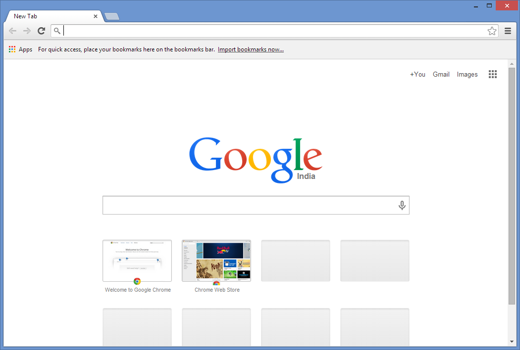 2018 Google Chrome