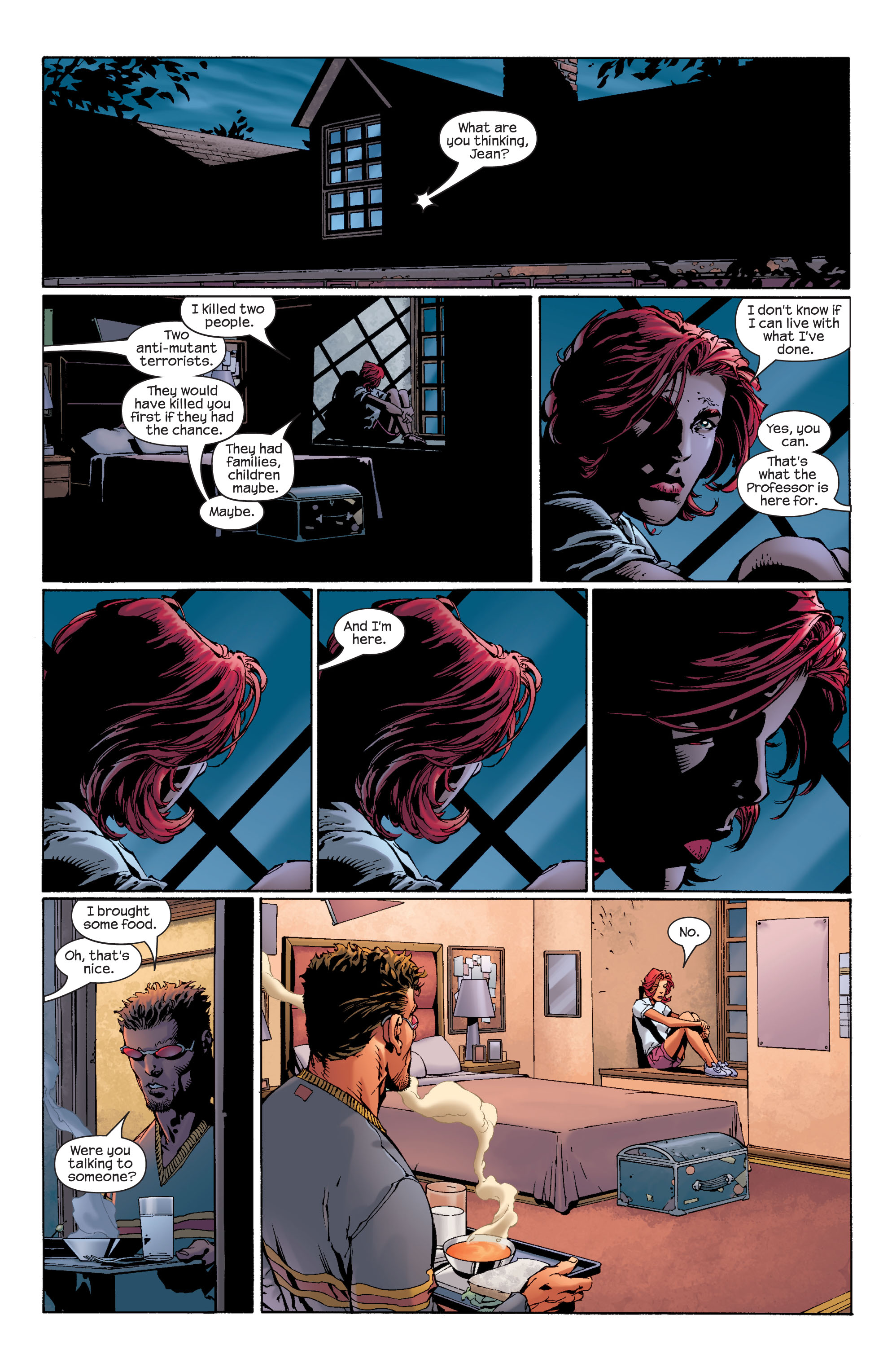 Read online Ultimate X-Men comic -  Issue #39 - 18
