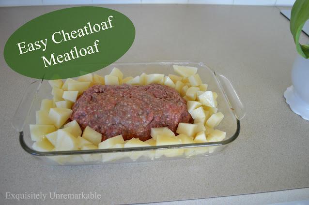 Easy Cheatloaf Meatloaf