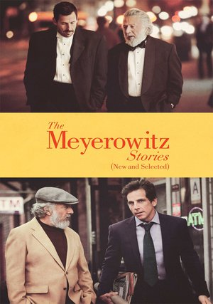 Poster The Meyerowitz Stories 2017
