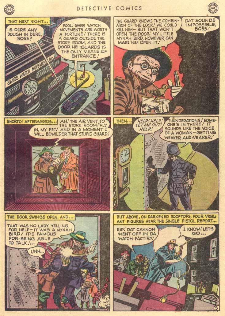 Detective Comics (1937) 148 Page 40