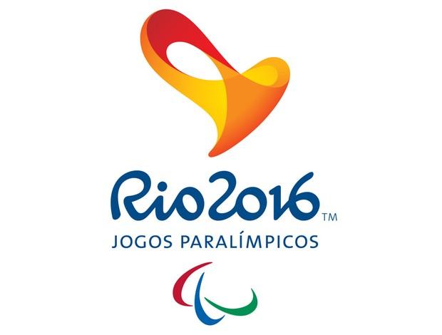 logomarca Paralimpíadas Rio 2016