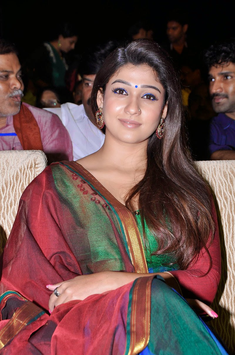 Nayanthara Hot Chudidar Pictures  Nayanthara Spicy Photo -6840
