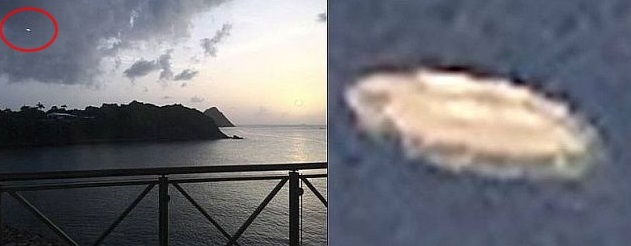 UFO News ~ Similar Oval-Shaped UFOs appear over Brazil and St Lucia just a coincidence?  plus MORE Similar%2BUFOs%2BBrazil%2Band%2BSt%2BLucia%2B%25282%2529