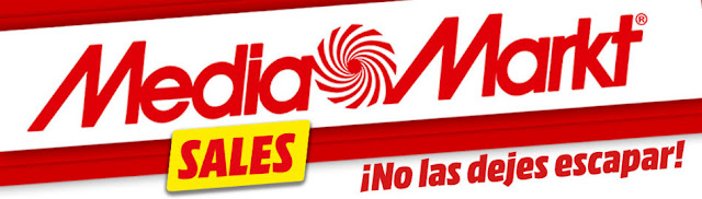 Top 5 ofertas Mega Sales de Media Markt