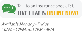 Have a quick question? Try our new live chat