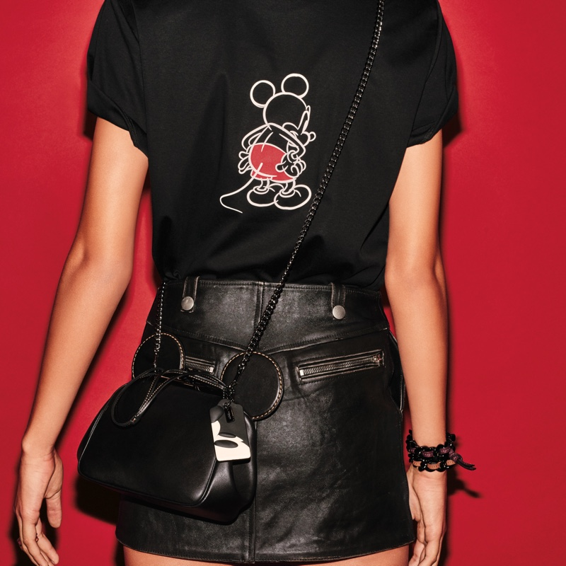 Coach collaborates with Disney for leather line