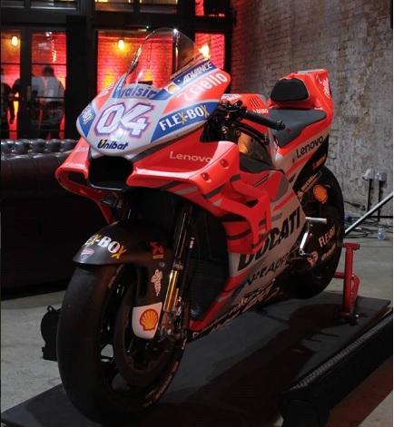 MotoGP Ducati - Desmosedici
