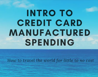 Advantages to help Credit-based card Manufactured spending