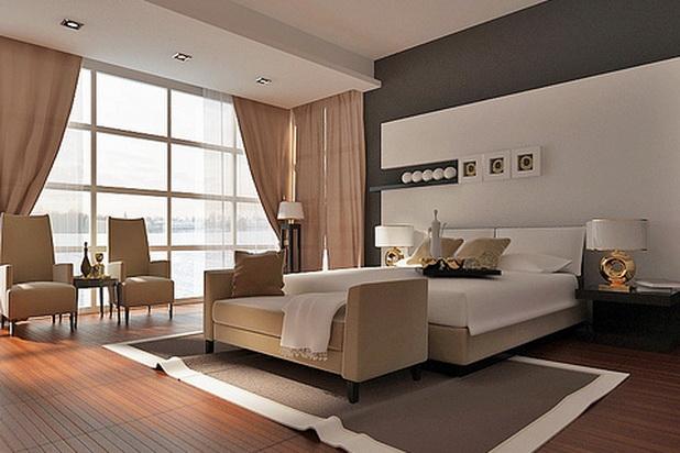 Les couleurs parfaites pour la d corations int rieur de la chambre coucher d cor de maison - Chambre a coucher pour couple ...