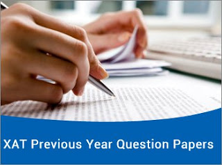 XAT previous year question paper