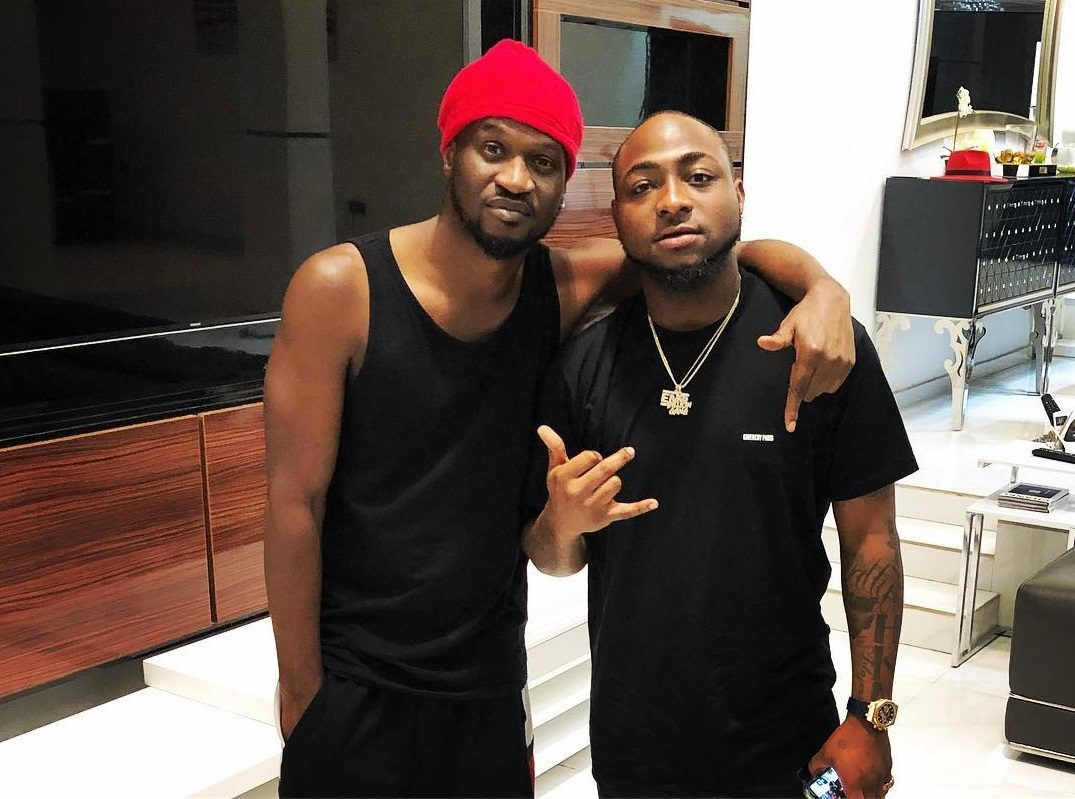 Meanwhile, the prevailing atmosphere of love and unity in the music industry has made Nigerians on social media expressed their wish to see the Psquare brothers perform at the 30Billion Concert.  However, Davido revealed through a snapchat post that he made a move to get the Psquare brothers on stage at the concert but one of the brothers, Paul Okoye (Rudeboy) had already been booked for a show on the same day. While Paul Okoye couldn't make it for the concert, his twin brother, Peter Okoye also known as Mr.P was present at Davido's 30 Billion Concert.