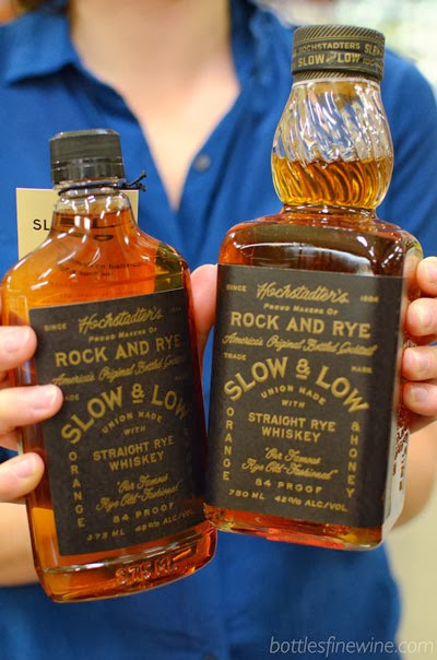 Hochstadter's Slow and Low Rock and Rye Whiskey