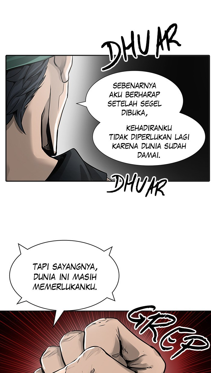 Webtoon Tower Of God Bahasa Indonesia Chapter 463