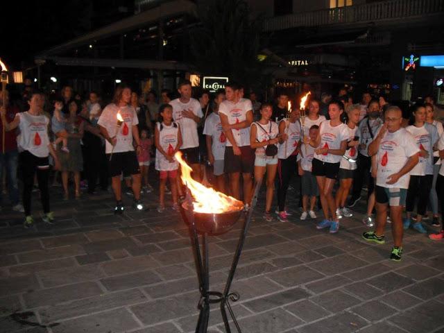Άρτα: Έρχεται η 17η Πανελλήνια Λαμπαδηδρομία