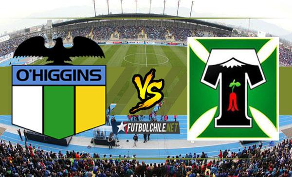 O´Higgins vs Deportes Temuco: horario, dónde ver en vivo directo por TV y online por la Primera División