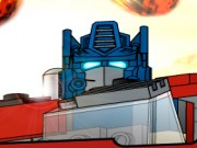 Transformers Games: Kre-o Prime Defense