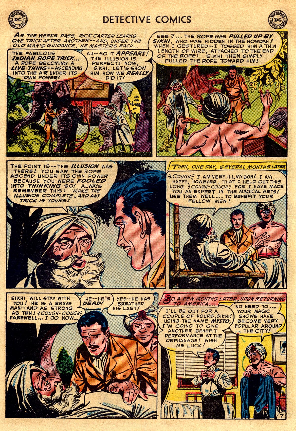 Read online Detective Comics (1937) comic -  Issue #203 - 40